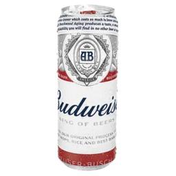 Cerveja Budweiser Latão 410 mL