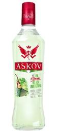 Vodka Askov Frutas Limão