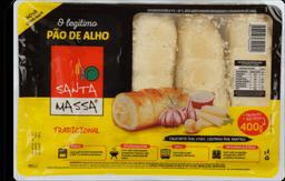 Churrasco Pão Alho Santa Massa Tradicional 400 g