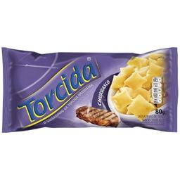 Petisco Salgadinho Torcida Churrasco 80 g