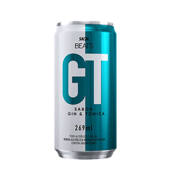 Bebida Mista Skol Beats Gt 269  mL