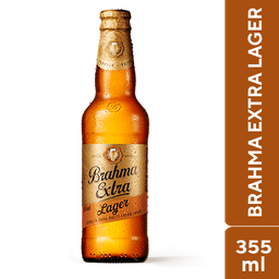 Brahma Extra Lager 355ml