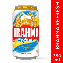 Brahma Refresh 350ml