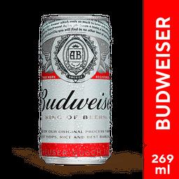 Budweiser 269ml - 8 Unidades