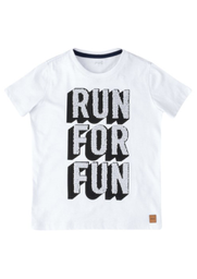 Camiseta Infantil Menino Paetê Reversível