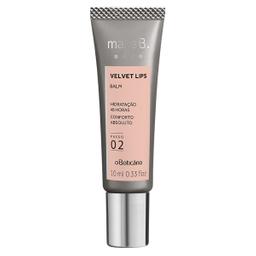 Estojo Make B. Velvet Lips Skin 20 mL