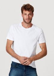 Camiseta Básica Masculina Mangas Curtas World