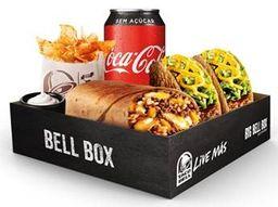 Triple Cheesy Bell Box