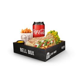 Crunchwrap Supreme Bell Box
