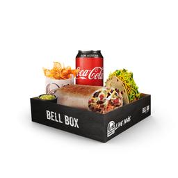 Mega Burrito Bell Box