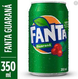 Fanta Guaraná  350ml