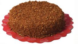 Torta de Pavê Crocante