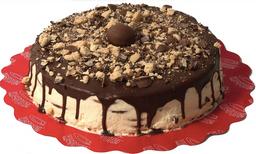 Torta de Pavê Bombom