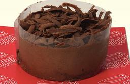 Torta de Mousse de Chocolate - Porção Individual