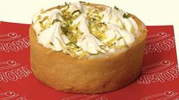 Torta de Limão Suspiro - Porção Individual