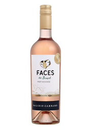 Vinho Lidio Carraro Faces Pinot Noir Rosé 750 mL