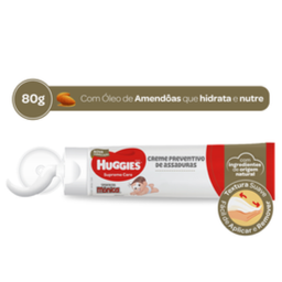 Huggies Creme Preventivo De Assaduras T Da Monica Amendoa