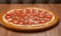 Pizza Doce Nutella