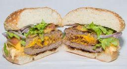 Burger Recheado - Explosão de sabores