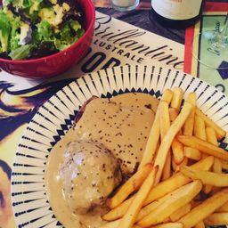 Steak Sauce Moutarde Dijon