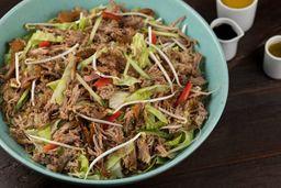 Salada de Pato Crocante