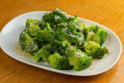 Brócolis ao Molho de Alho