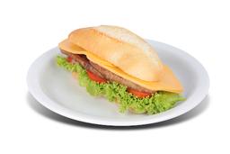 X Migon Queijo Salada