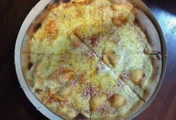 Pizza de Mussarela Grande (8 fatias)