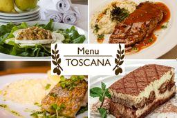 Menú Toscana