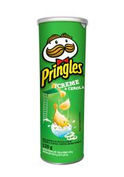 Batata Pringles Cebola 128 g