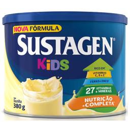 Sustagen Kids Baunilha Lata Complemento