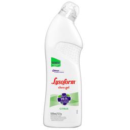 Lysoform Cloro Em Gel