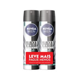 Nivea Men Desodorante Aerosol Bew Fresh 2 Und