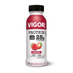 Vigor Iogurte Líquido Protein Morango