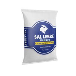 Sal Refinado Lebre Pacote