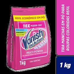 50% de DESCONTO na 2 UND Vanish Tira Manchas Poder 02 Pink