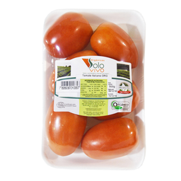 Bio Vida Tomate Italiano Orgânico