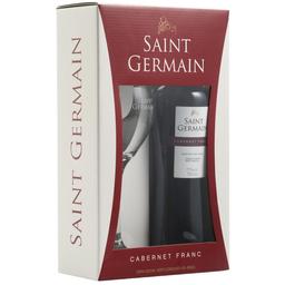 Saint Germain Vinho Cabernet Franc Com 01 Taca Kits