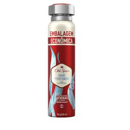Old Spice Desodornte Aerosol Emb Econômica Mar Profundo