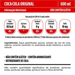 Refrigerante Coca Cola Garrafa - Cód.309349