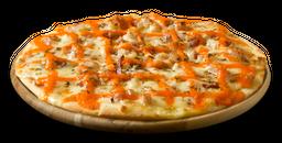 Pizza de Frango com Cheedar