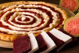 Pizza de Romeu & julieta