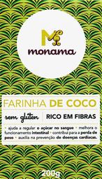 Monama Farinha Coco