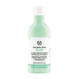 Creme De Limpeza Facial Calmante Aloe Vera The Body Shop 250 Ml