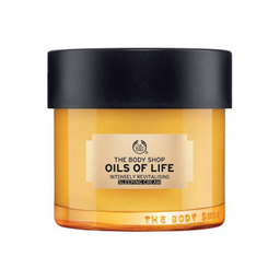 Creme Noturno Oils Of Life The Body Shop 80 mL