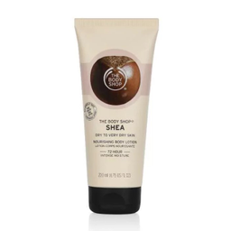 Loção Hidratante Karité Shea The Body Shop 200 mL