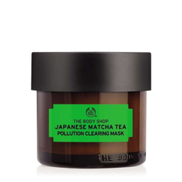 Máscara Facial Matcha Antipoluição The Body Shop 75 Ml