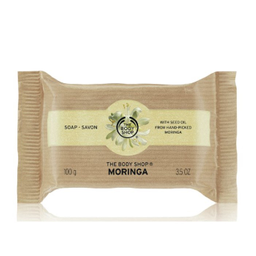 Sabonete Em Barra Moringa The Body Shop 100 g
