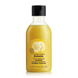 Shampoo Banana The Body Shop 250 Ml