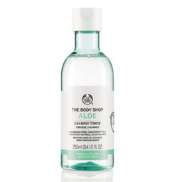 Tônico Facial Calmante Aloe Vera The Body Shop 250 Ml